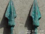 中国古代箭头学问多 三棱镞形极具杀伤力