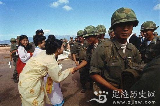 越南战争中残忍嗜杀百姓让人可怕